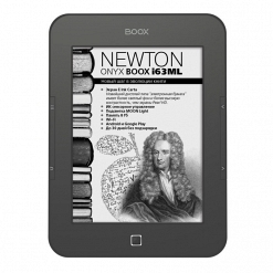 Onyx Boox i63ML Newton grey metallic