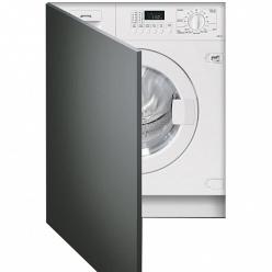 Встраиваемая стиральная машина с отжимом до 1200 об/мин Smeg LSTA 127