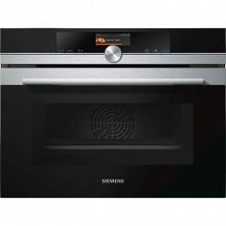 Духовой шкаф c функцией свч Siemens CM 636GBS1
