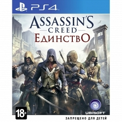 UbiSoft Assassins Creed Единство Special Edition PS4, русская версия
