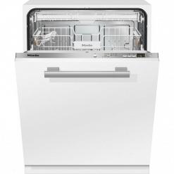 Серебристая Встраиваемая посудомоечная машина Miele G4960 SCVi
