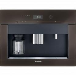 Встраиваемая кофемашина c возможностью приготовления капучино Miele CVA6401 HVBR