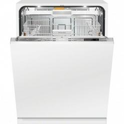 Серебристая Встраиваемая посудомоечная машина Miele G6583 SCVi K2O