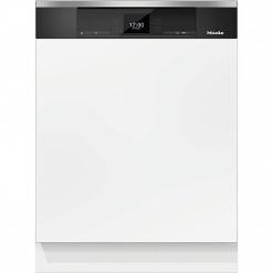 Серебристая Встраиваемая посудомоечная машина Miele G6900 SCi