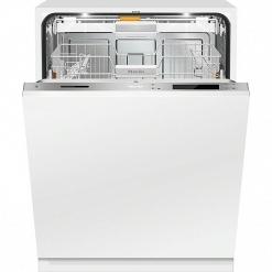 Серебристая Встраиваемая посудомоечная машина Miele G6995 SCVi XXL K2O