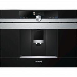 Встраиваемая кофемашина c возможностью приготовления капучино Siemens CT 636LES1