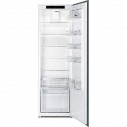 Белый Встраиваемый холодильник Smeg S7323LFLD2P