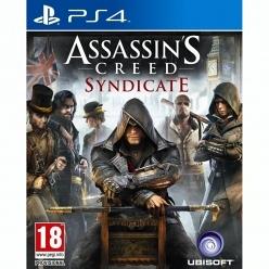 UbiSoft Assassins Creed: Синдикат PS4, русская версия