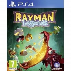 UbiSoft Rayman Legends PS4, русская версия