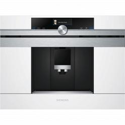 Встраиваемая кофемашина c возможностью приготовления капучино Siemens CT 636 LEW1
