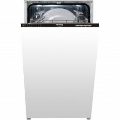 Встраиваемая посудомоечная машина с 6 программами Korting KDI 45130