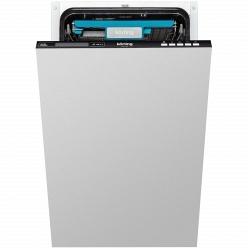 Узкая встраиваемая посудомоечная машина Korting KDI 45165