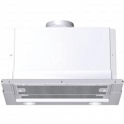 Серебристая Встраиваемая вытяжка Bosch DHI 645FSD