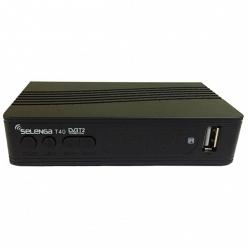 Приемник цифрового телевидения Selenga T-40