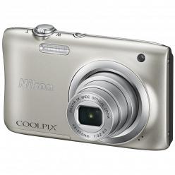 Цифровой фотоаппарат Nikon Coolpix A100 SL