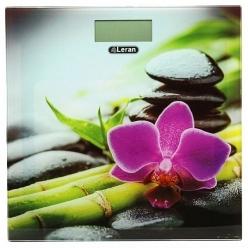 Напольные весы Leran EB 9379 01 орхидея
