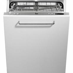 Серебристая Встраиваемая посудомоечная машина Teka DW8 70 FI