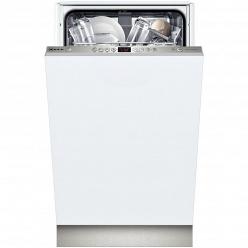 Белая Встраиваемая посудомоечная машина NEFF S 58M40X0RU