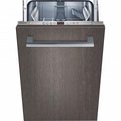 Серебристая Встраиваемая посудомоечная машина Siemens SR 64M001RU