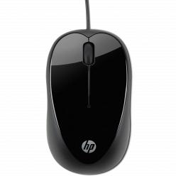 HP X1000 Mouse черный (H2C21AA)