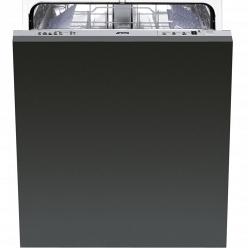 Серебристая Встраиваемая посудомоечная машина Smeg STA 6445-2
