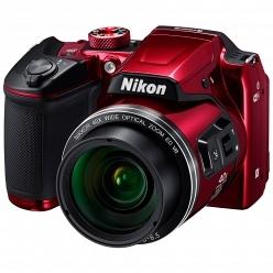 Цифровой фотоаппарат Nikon Coolpix B500 RD
