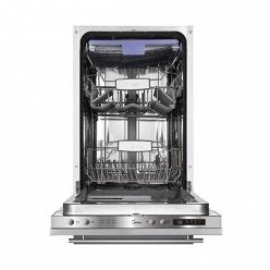 Встраиваемая посудомоечная машина на 10 комплектов Midea M45BD-1006D3 Auto