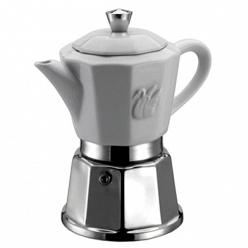 Белая Кофеварка G.A.T 01-120-06 керамическая