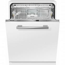 Белая Встраиваемая посудомоечная машина Miele G 4263 SCVI Active