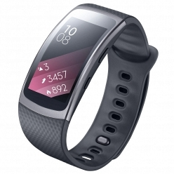 Samsung Gear Fit2 SM-R360 dark grey