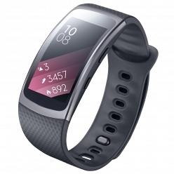 Samsung Gear Fit2 SM-R360 dark grey