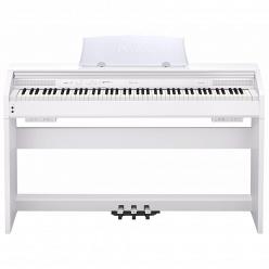 Цифровые пианино Casio Privia PX-760WE
