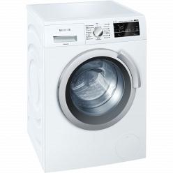 Узкая стиральная машина с фронтальной загрузкой Siemens WS 12T440 OE