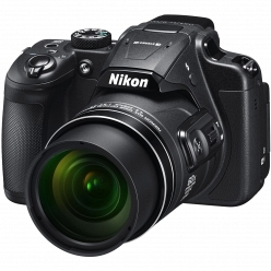 Цифровой фотоаппарат Nikon Coolpix B700 BK