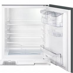 Белый Встраиваемый холодильник Smeg U3L080P