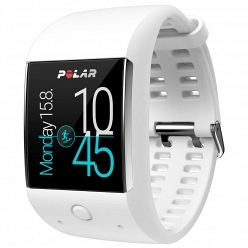 Фитнес-браслет Polar M600 белый (90062397)