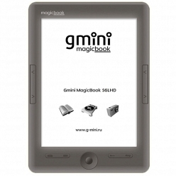 Электронная книга Gmini MagicBook S6LHD Graphite