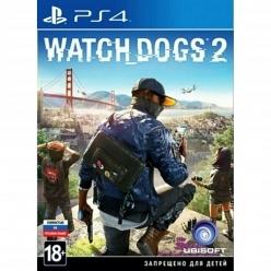Ubisoft Watch_Dogs 2 PS4, русская версия