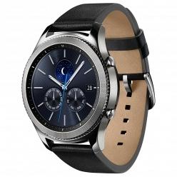 Умные часы Samsung Gear S3 classic SM-R770 silver