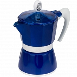 Синяя Кофеварка G.A.T 103803 BELLA