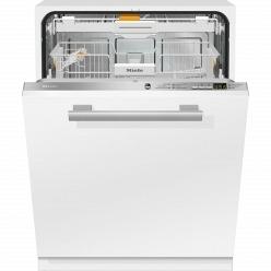Белая Встраиваемая посудомоечная машина Miele G6060 SCVI