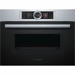 Духовой шкаф с свч 1000 Вт Bosch CMG6764S1
