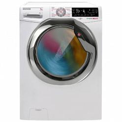 Узкая стиральная машина с фронтальной загрузкой Hoover DXOP 437AHC3/2-07