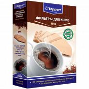 Бумажные одноразовые фильтры Topperr 3014