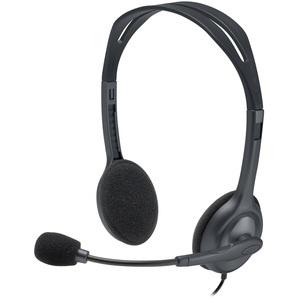 Компьютерная гарнитура Logitech Headset H110