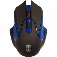 Компьютерная мышь Jet.A Comfort OM-U57G черно-синяя