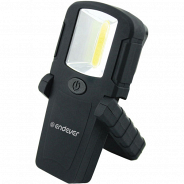 Фонарь Endever Elight F-201 black