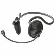 Компьютерная гарнитура Trust Cinto Chat Headset For PC And Laptop (21666)
