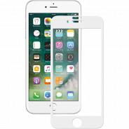 Защитное стекло uBear 3D Full Cover для iPhone 8 Plus/7 Plus белое