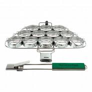 Решетка для мини-бургеров Big Green Egg SSBH (120527)